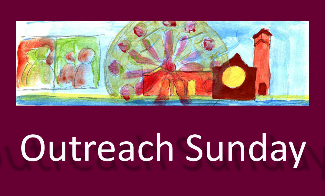 Outreach Sunday