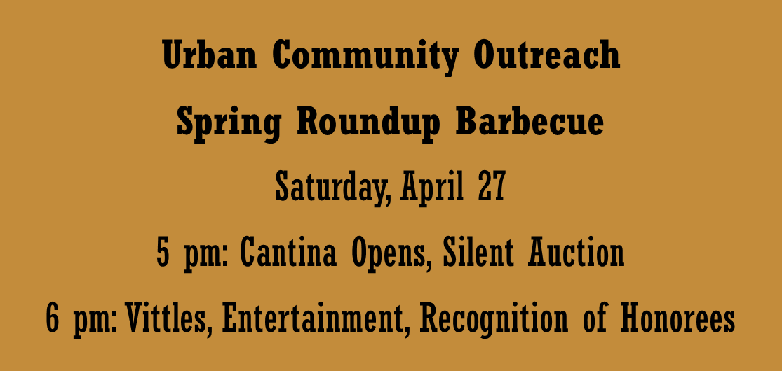 UCO Spring Roundup Barbecue