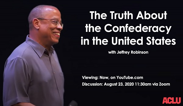 """Forum: """"The Truth about the Confederacy"""""""