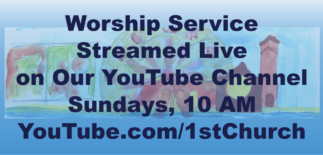 Livestreaming Church Services