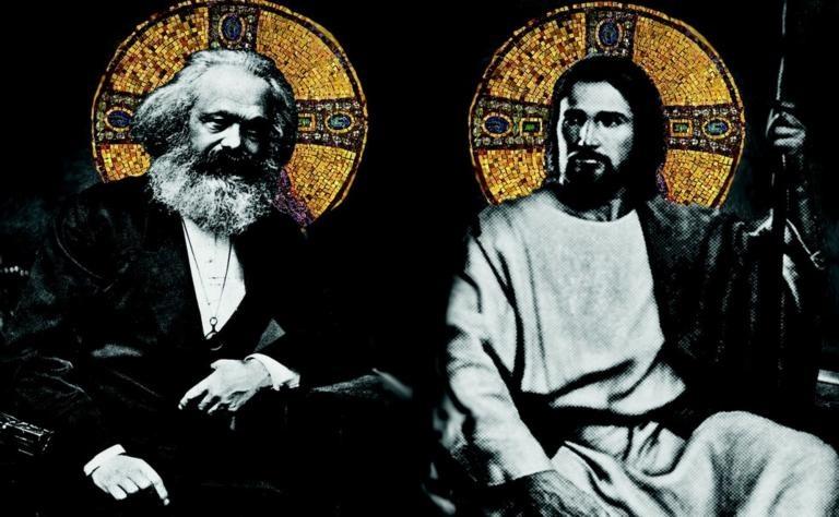 Marx for Mystics